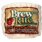 brew rite 4 cup coffee filters6