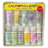 california baby gift pack