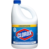 chlorox concentrated bleach 121 oz.5