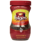 folgers instant coffee 8 oz.6