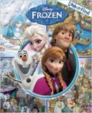 frozen hard book