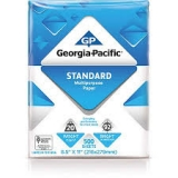 georgia pacific standard multipurpose paper