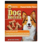 greenbrier dog biscuits 16 oz. box