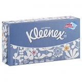 kleenex 85 count 2 ply white tissues