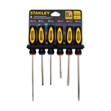 stanley 6pc screwdriver