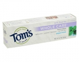tom's toothpaste whole care 4.7 oz.7