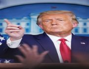 Trump: Election 'May Never Be Accurately Determined'