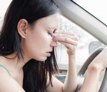 Driving while drowsy may be more dangerous than thought