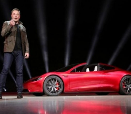 Shouting CEO, changing rules: Tesla's building sprint