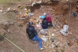 Incredible trove of ancient bones unearthed in Wyoming cave