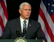 """Pence lays out plans for Trump's """"Space Force"""" program at Pentagon -- live stream"""