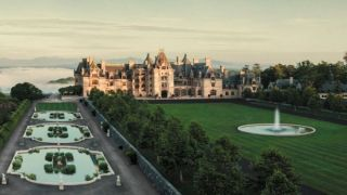 American castles: A touch of Europe in the USA
