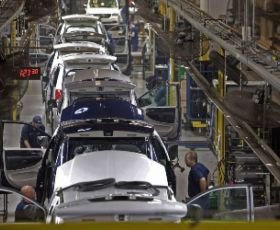 United States gained 284,000 manufacturing jobs in 2018