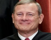 Chief Justice John Roberts injured head in fall during walk, Court says