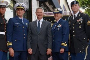 'Forrest Gump' star Gary Sinise says he's dedicated to honoring wounded veterans: 'We can never do enough'