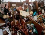 'Monstrous' Hurricane Michael plows into Florida
