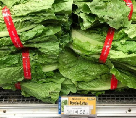 FDA says it's OK to eat romaine lettuce again – just not from these California counties