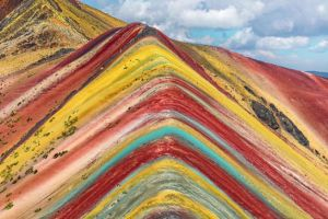 Rainbow world: amazing images of Earth's most colorful natural wonders