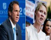 Cynthia Nixon and progressives face Cuomo and New York's establishment juggernaut