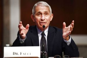 Fauci tells Congress the U.S. could have enough coronavirus vaccine doses for every American by April