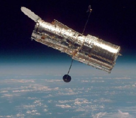 What fixed NASA's Hubble space telescope? Someone flipped a switch on and off