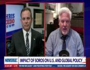Glenn Beck to Newsmax TV: Soros' Influence Reaches Top Echelon of Fox