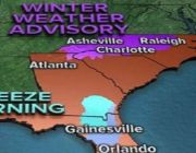 North Carolina sees almost 3 feet of snow as Pacific Northwest girds for new storm