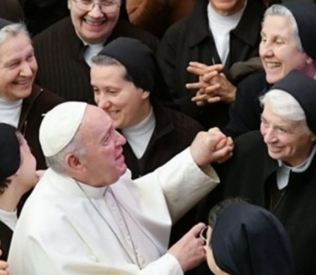 Pope Names 1st Woman Manager in Vatican Secretariat of State