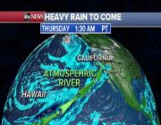 Atmospheric river brings record rains, snow to California