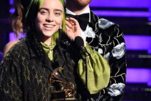 Grammys 2020: Billie Eilish sweeps all four major categories, including album and record of the year
