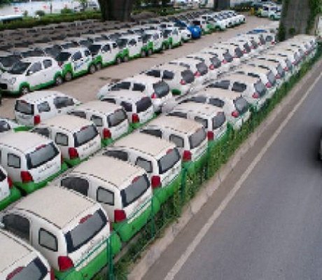 China races to build its own Tesla as economy slows and subsidies dry up