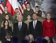 US, Poland launch Mideast conference despite uncertain aims