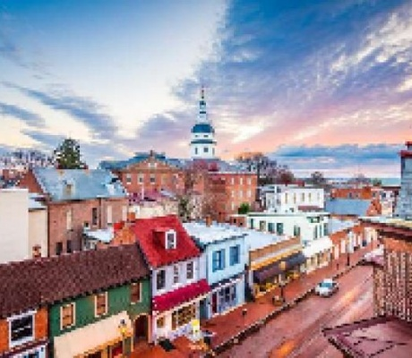 America's most charming historic downtowns