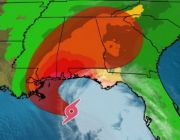 Tropical Storm Sally to Intensify Into a Hurricane Heading for Gulf Coast; Serious Threat of Storm Surge, Flooding Rain