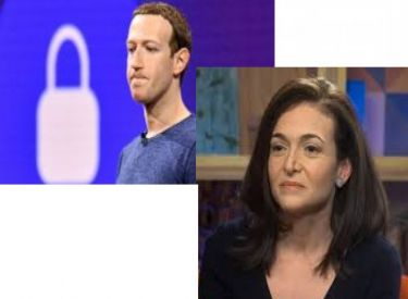 Facebook CEO Mark Zuckerberg and Sheryl Sandberg under fire over planted stories, Russian meddling