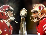 The Chiefs and 49ers will square off in Super Bowl LIV.