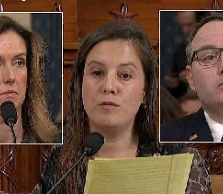 Stefanik grills witnesses on Burisma, they concede Hunter Biden risked 'appearance of a conflict'