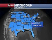 Historic cold is ending as US thaws out over next 2 days