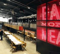 First look at Mabel's BBQ: Michael Symon's shrine to smoke, gets finishing touches while chef fine-tunes menu (photos)