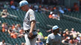 Major League Baseball sees a sharp drop in attendance