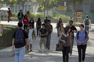 Four campuses where many low-income students are graduating