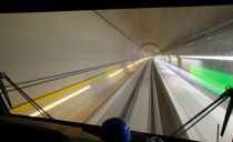 Take a look at the world's longest and deepest railway tunnel