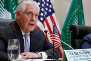 Africa should avoid forfeiting sovereignty to China over loans: Tillerson