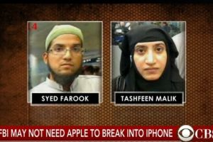 FBI may have found way to unlock San Bernardino shooter's iPhone