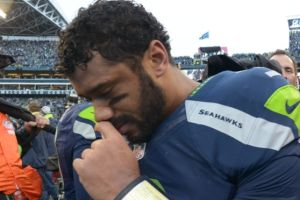 Race, loss and the comeback: when Russell Wilson's defenses dropped