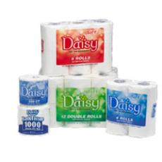 Daisy Soft Toilet Tissue 4 Pack